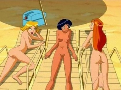 Hentai Totally Spies