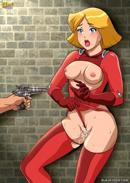 Totally Spies Rape