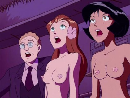Totally Spies Sexy