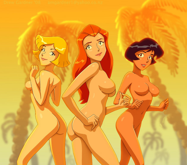 Totally Spies Sex